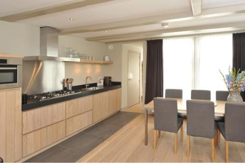 Großartig Ferienhaus Amsterdam Für 6 Personen 110qm   Küche Und Esszimmer
