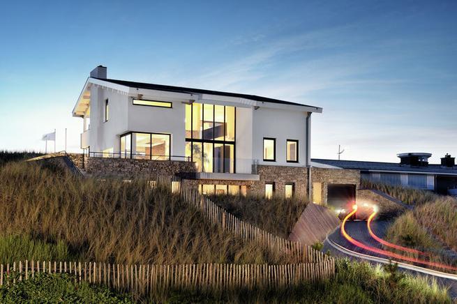 ferienhaus holland am meer bergen aan zee 16 personen. Black Bedroom Furniture Sets. Home Design Ideas