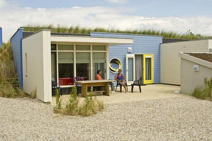 Ferienhaus am Strand Holland Katwijk 4 Personen