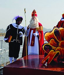 Weihnachten in Holland - Sinterklaas