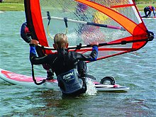 Windsurfen Holland